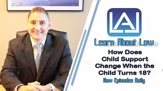 How Does Child Support Change after a Child Turns 18? Learn About Law | Child Support Explained