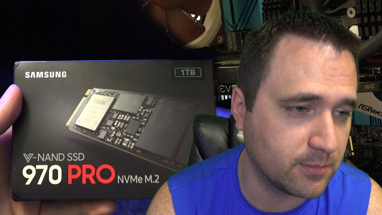 970 Pro M 2 SSD Upgrade gone wrong