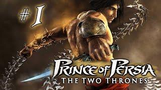 Let's Play Prince of Persia: Dwa Trony #1 - Wszystko płonie w Babilonie