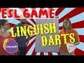 Linguish ESL Games // Linguish Darts // LT49