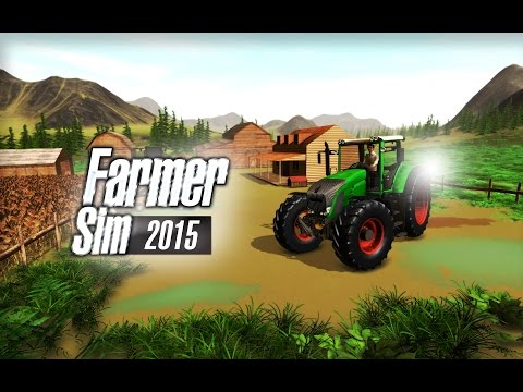 Farmer Sim 2015 - Trailer (Android & iOS)