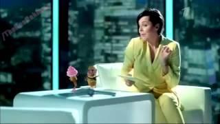Реклама Орбит - Ольга Шелест (Ешь, пей, жуй Oрбит)