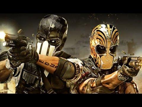 ► Army of Two: The Devil's Cartel - The Movie | All Cutscenes (Full Walkthrough HD)