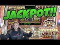 PROGRESSIVE JACKPOT MEGA JOKER?!?! EPIC REACTIONS