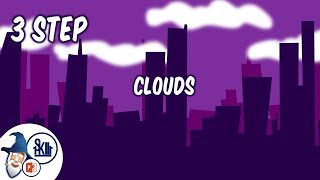 How to make moving clouds in PowerPoint