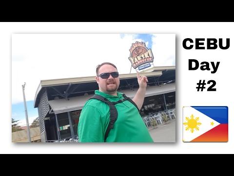 So much FOOD - Cebu Philippines travel vlog #2 #FreedomFamily