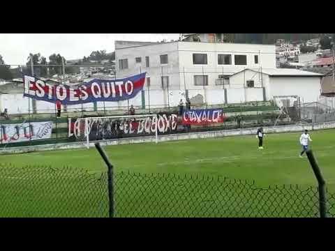 Deportivo Quito vs  Quito Corazón (Gol de Deportivo Quito)