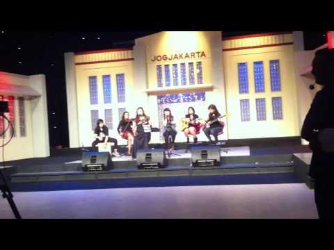 JOURNEY band akustik Jogja at TVRI Prahara Cinta