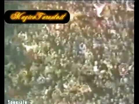 Taranto 3-0 Milan, 7 dicembre 1980