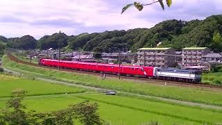 <メトロ>丸ノ内線2000系2101F 甲種輸送
