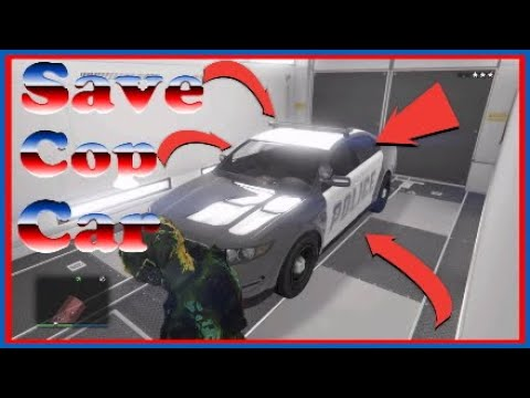 Get Cop Car GTA 5 *Update #13 from YouTube · Duration:  5 minutes