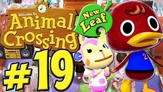 ANIMAL CROSSING: NEW LEAF # 19 ★ Zu Besuch bei euch! [HD   60fps]