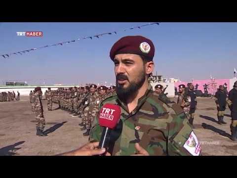 Özgür Suriye Ordusu'na Bin 200 Yeni Asker