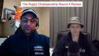 The Rugby Championship 2018 Round 4 Review
