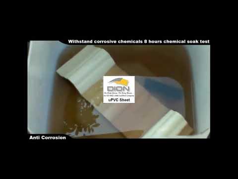 chemical-test-upvc-sheet