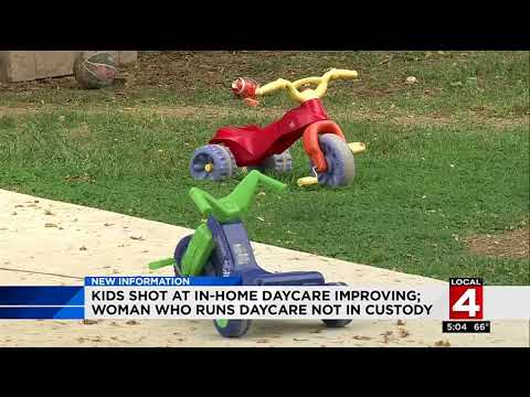Kids Shot At In-home Daycare Improving