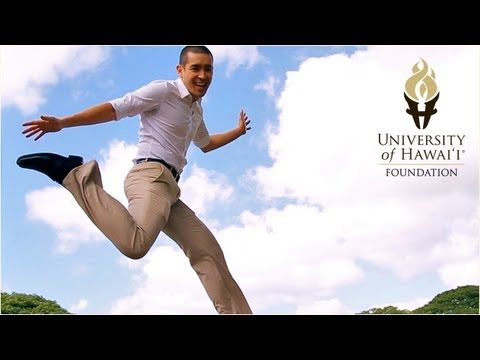 University of Hawai'i at Manoa - Scholarship Celebration 2013