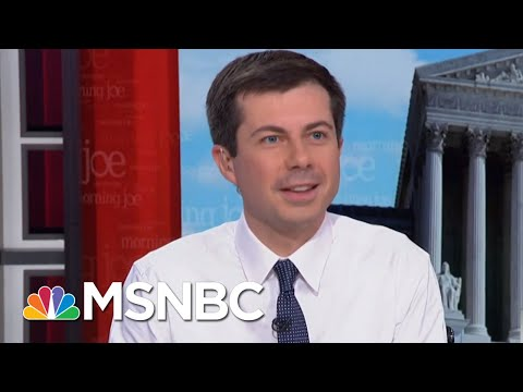 Class Divisions Inspired Buttiegieg To Serve His Country | Morning Joe | MSNBC