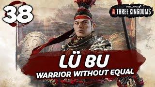 TYRANT IN TROUBLE? Total War Three Kingdoms  Lü Bu  Romance Campaign 38