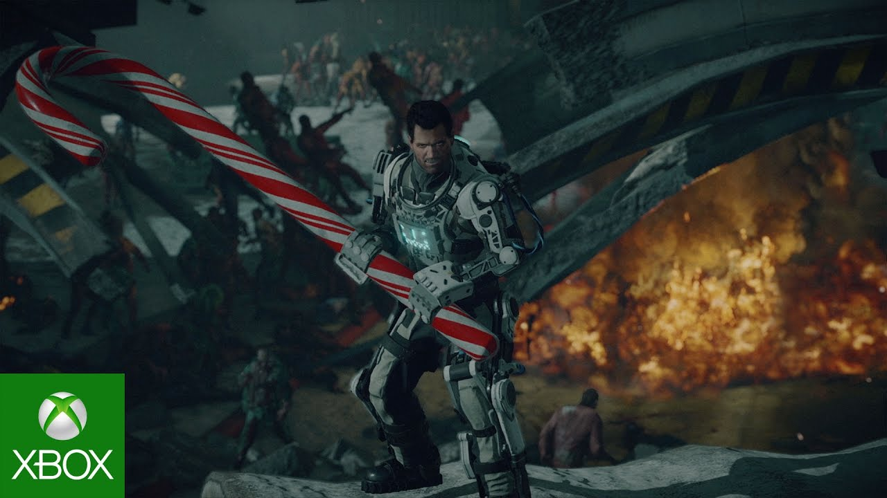 Official Dead Rising 4 Launch Trailer