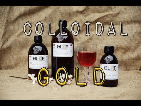 Introduction to Colloidal Gold