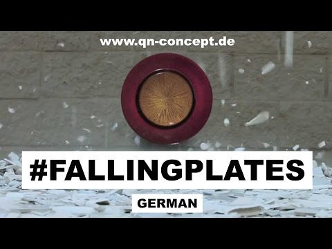 #FallingPlates - deutsch/german