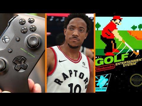 Xbox One X IS BACK + NBA 2K18 Predatory Microtransactions + Nintendo's Tribute to Iwata - The Know