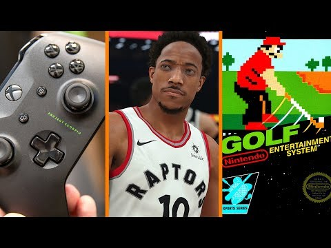 xbox-one-x-is-back-+-nba-2k18-predatory-microtransactions-+-nintendo's-tribute-to-iwata---the-know