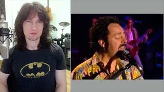 Tonight I'm taking a look at Toto covering 'While my Guitar Gently ...