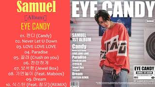 [Album] Samuel – EYE CANDY (MP3 DOWNLOAD)