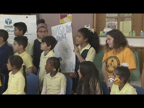 Yonkers Students Learn About Flu Dangers