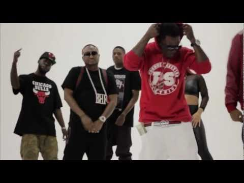 """Gucci"" Fred P feat Shawty Lo, Kentrail (Official Video)"
