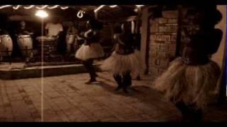 Mozambique - Fatima Bar - Music band - Tofo