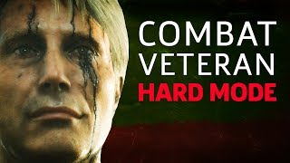Death Stranding - Combat Veteran on Hard Mode S-Rank
