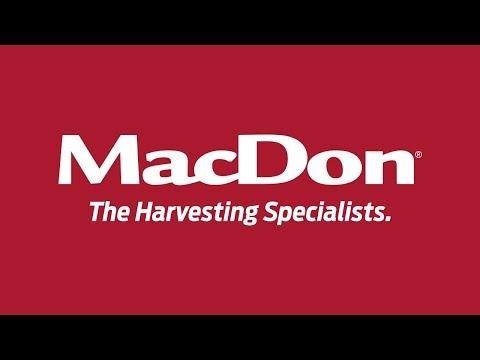 MacDon Plant Tour