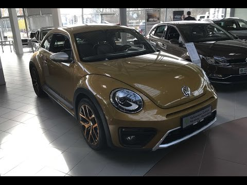 VW BEETLE DUNE !! SANDSTORM YELLOW COLOUR !! MODEL 2017 !! WALKAROUND AND INTERIOR !!