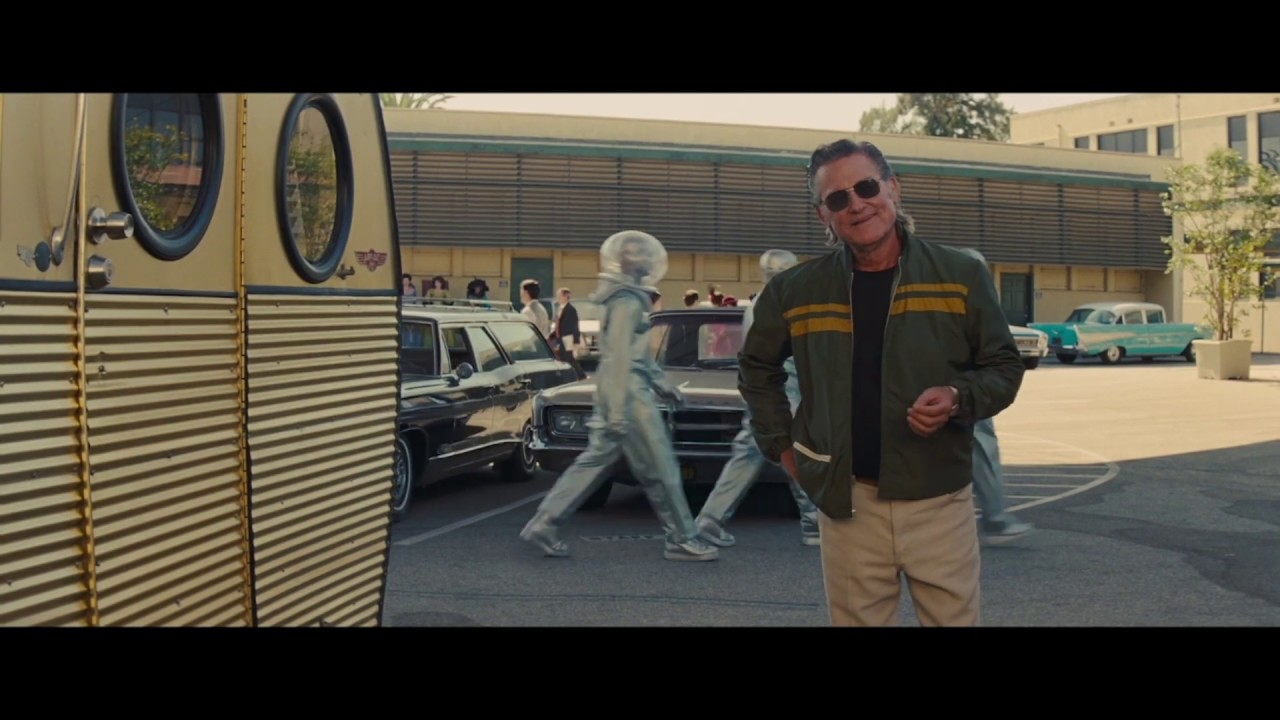 "Once Upon A Time… In Hollywood - Extrait ""Cliff, Randy and Rick"" - VOST"