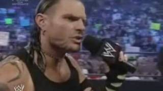 Jeff Hardy vs The Brian Kendrick on SmackDown