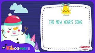 Baixar New Year Song for Kids | Happy New Year | The Kiboomers | New Years Eve for Children
