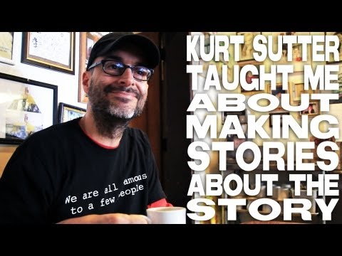 Kurt Sutter Taught Me About Making Stories About The Story by Joe Wilson