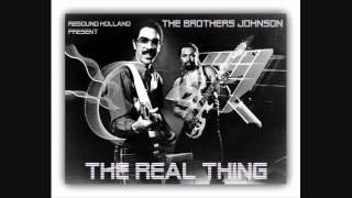 Watch Brothers Johnson The Real Thing video