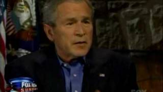 Bush on Hillary, Obama, and Bill Clinton
