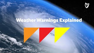 Weather Explainer : What are weather status warnings