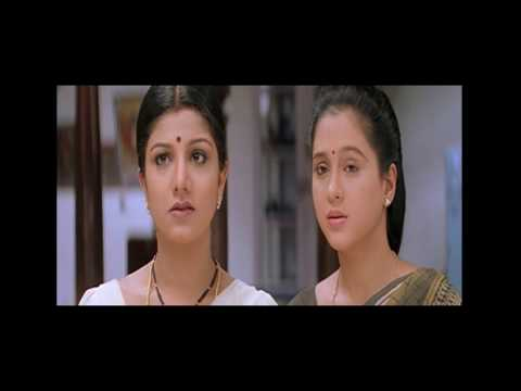 Aanandham Movie, Sneha With Mammootty Dady Sentiment