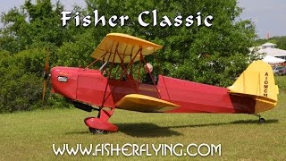Fisher Classic Experimental Aircraft, Fisher Flying Products