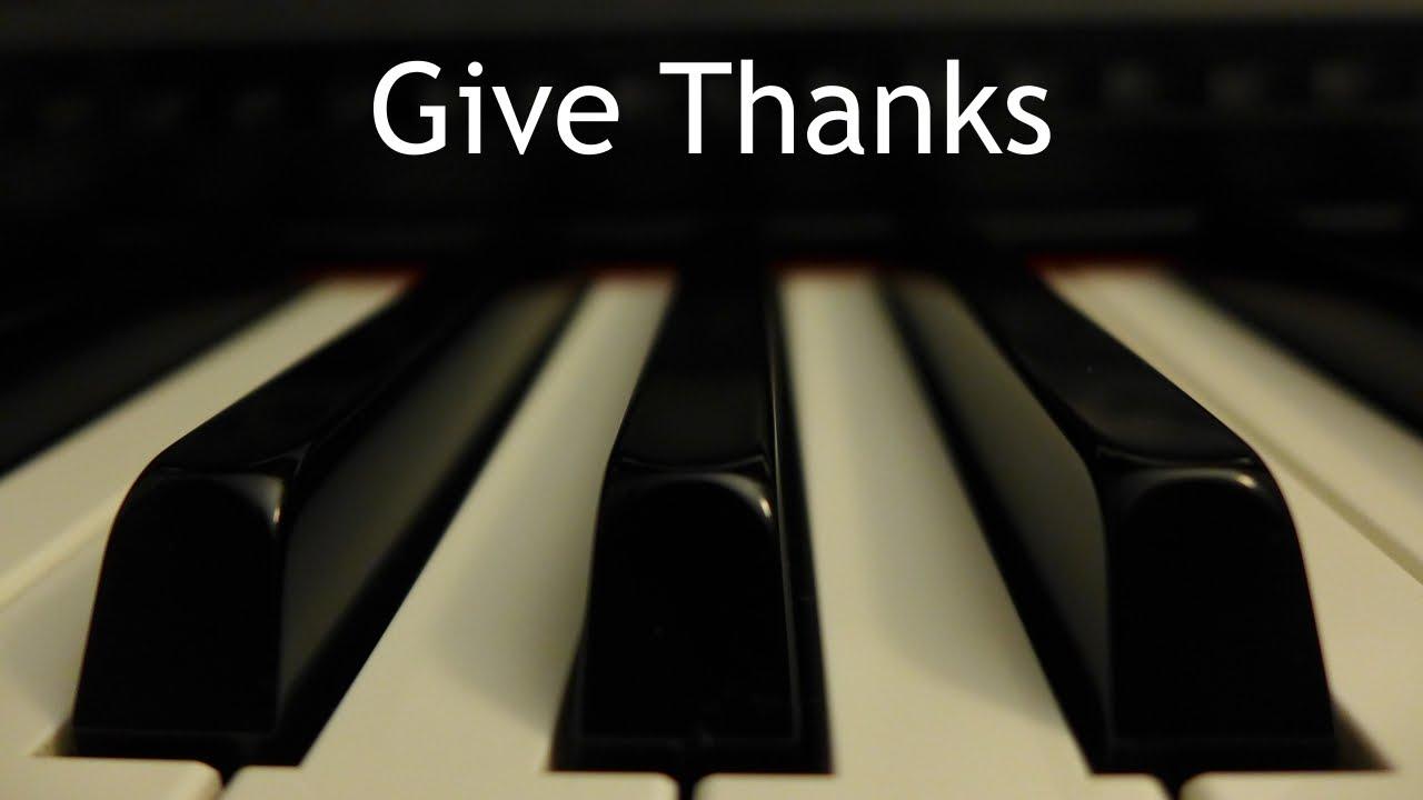Dad Gracias | Instrumental piano - Kaleb Brasee
