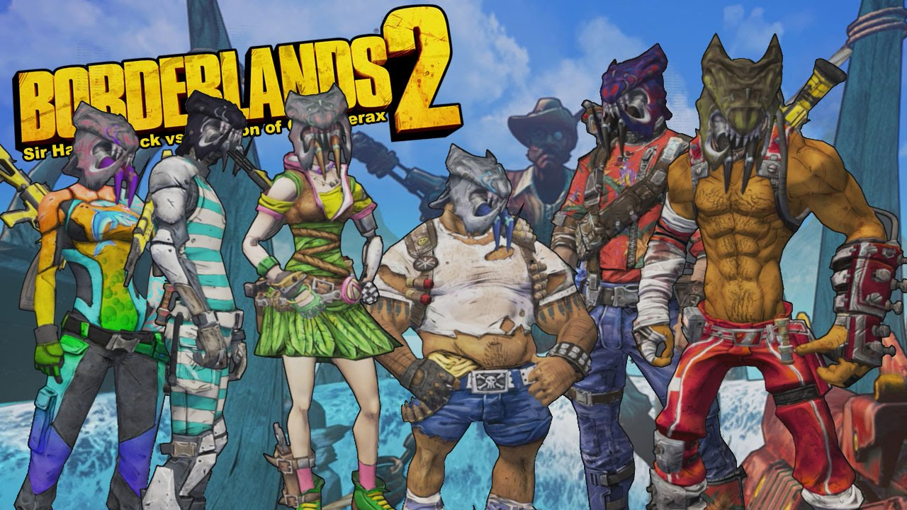 borderlands 2 all op8 game saves for ps3 and ps4