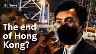 China proposes Hong Kong law banning sedition, secession and subversion.