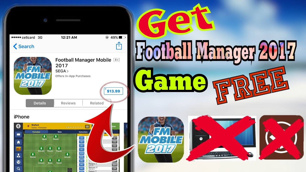 fm touch 2017 free download ios