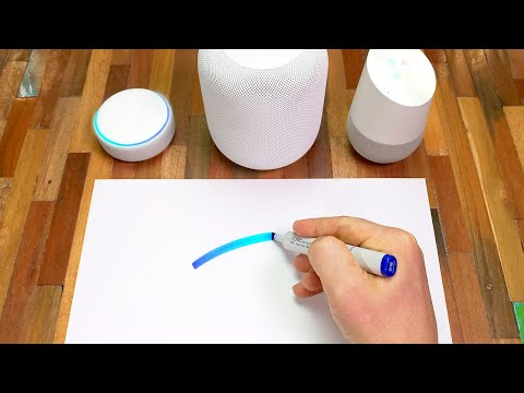 I DRAW what AI 'Smart Assistants' tell me to… *Hilarious!!*